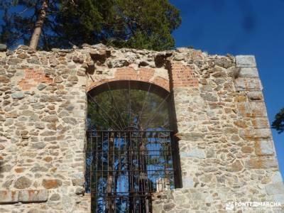 Calzada Romana - Fuenfría; escapadas de un dia desde madrid senderismo moncayo sierra de madrid sen